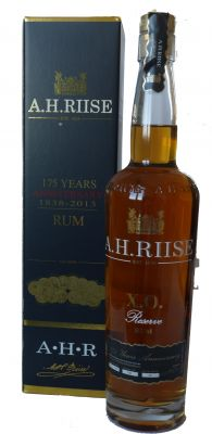 A. H. Riise Rum X.O. Aniversary