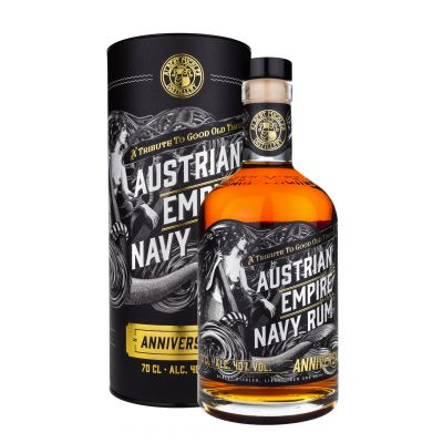 Austrian Empire Navy Rum Anniversary 0,7 L 40% vol
