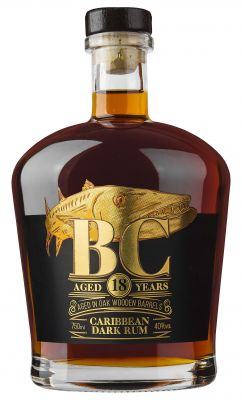 BC Reserve Collection Rum 18 Jahre , 0.7 Liter