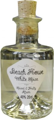 Beach House White Spice Rum  0,2 L Ron Mauritius (Rum Basis)