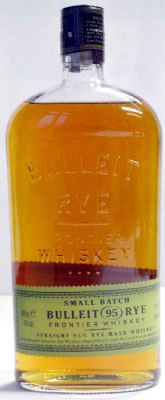 Bulleit 95 Rye Frontier Whiskey 1 L 45% vol.