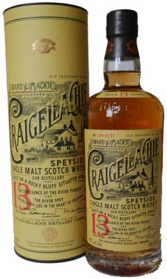 Craigellachie 13 Jahre  Single Malt Scotch Whisky 0,7 Liter 46% vol.