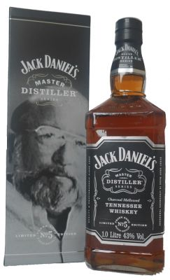 Jack Daniels Master Distiller Series No. 5  Tennessee Whiskey 1 L