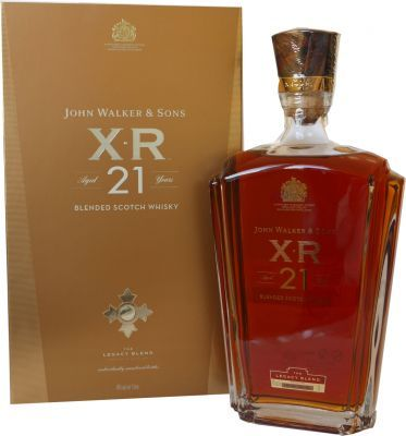 Johnnie Walker XR 21 Jahre 1 L Blended Whisky