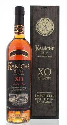 Kaniche Rum XO Double Wood 0,7 Liter 40 % vol.