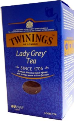 Twinings Lady Grey Tee 200 g Packung | Oderhaff Shop