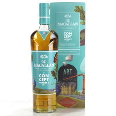 Macallan Concept Number 1 Single Malt Whisky 0,7 L 40% vol.