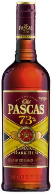 Old Pascas Jamaica Rum 73% vol. overproofed Rum 0,7 L strong
