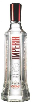 Russian Imperia Vodka