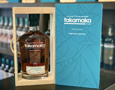 Takamaka Creole Craft Series 8 Jahre PX + Cask Finish 0,7L