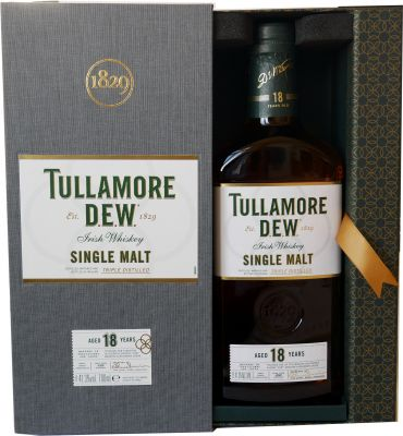 Tullamore Dew 18 Jahre Irish Whiskey 0,7 Liter