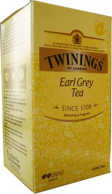 Twinings Classic Earl Grey Tee, 200 g Packung