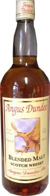 Angus Dundee Blended Malt Scotch Whisky, 1 Liter