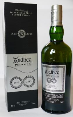 Ardbeg Perpetuum Islay Single Malt Whisky 0.7 L 47.4% vol