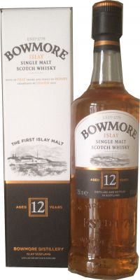 Bowmore Islay Single Malt 12 Jahre 0,35 Liter