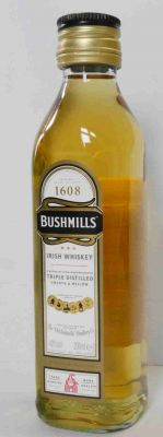 Bushmills Original Irish Whisky 0,2 L.