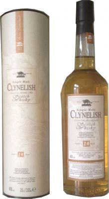 Clynelish Single Malt Costal Highland Scotch Whisky, 0,2 Liter, 46% vol.