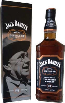 Jack Daniels Master Distiller Series No. 2 1 x 0,7 L 43% vol.