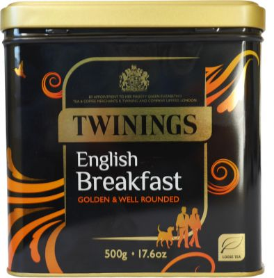 Twinings English Breakfast Tee. 500 g Dose Schwarztee