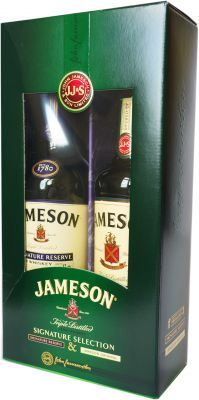 Jameson Signature Whisky Collection 2x500 ml 40% vol.