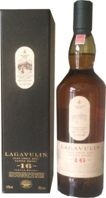 Lagavulin Islay Malt 16 Jahre, 0,2 Liter, 43% vol.