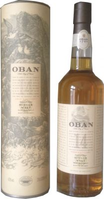 Oban 14 Jahre Single Malt 0,2 Liter