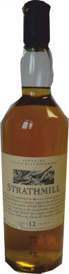 Strathmill Single Malt Whisky 12 J. 0,7 L 43% vol.