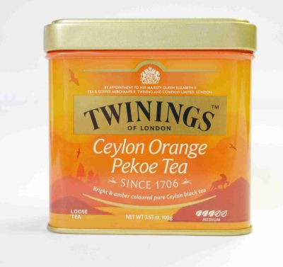 Twinings Ceylon Orange Pekoe Tee 100 g Dose