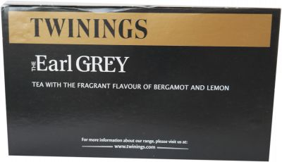 Twinings The Earl Grey Seitenansicht