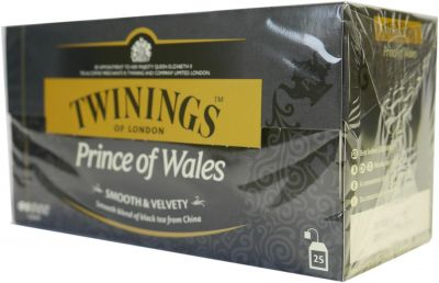 Prince of Wales Vorderseite Packung