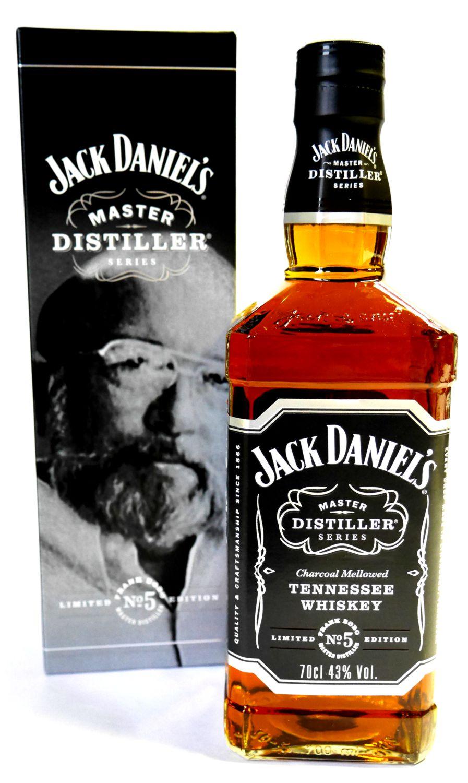 Jack Daniels Master Bourbon Series No. 4, 0,7Liter preiswert