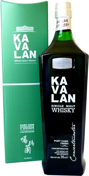 Kavalan Sherry Oak Single Malt